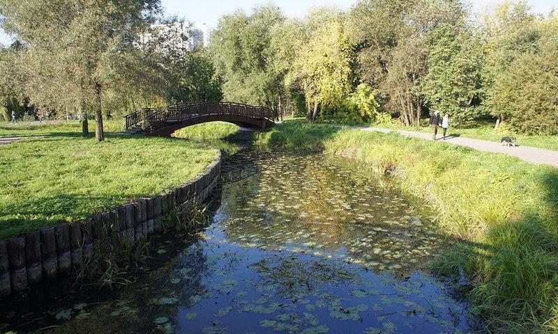 Капитальный ремонт территории объекта «Зеленая Зона реки Чермянка»