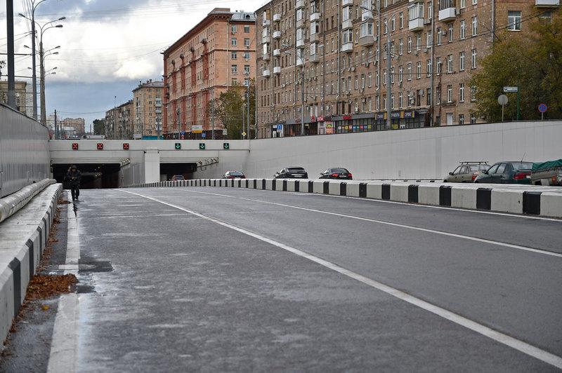 Реконструкция Большой Академической Улицы